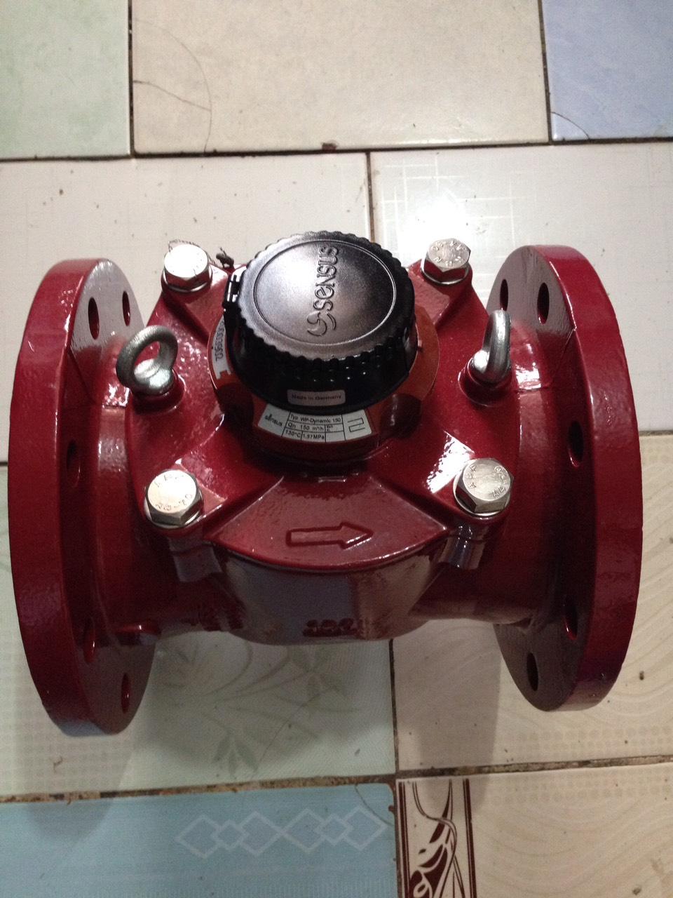 Đồng hồ nước nóng 130 độ C